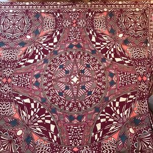 Urban outfitters purple tapestry